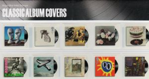 2010 Pack Number 435 Album Covers Presentation Pack